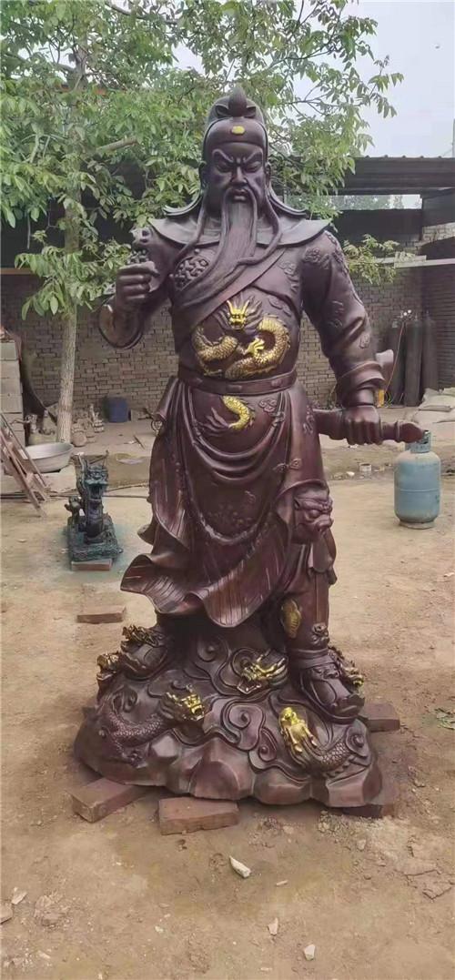 河南铸铜雕塑