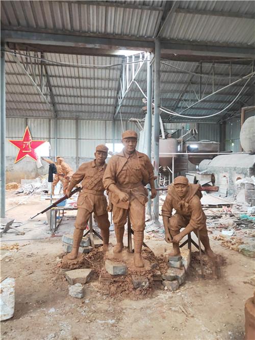 河南雕塑公司