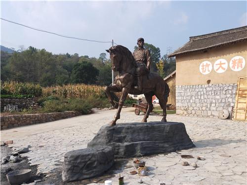 河南雕塑公司合作案例