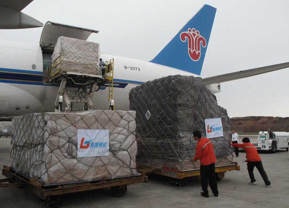 成都超重超大物品空運成功案例