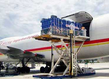 成都航空貨運成功案例