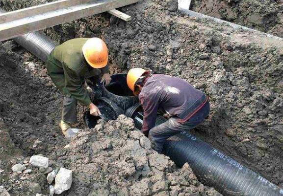 排水管道施工