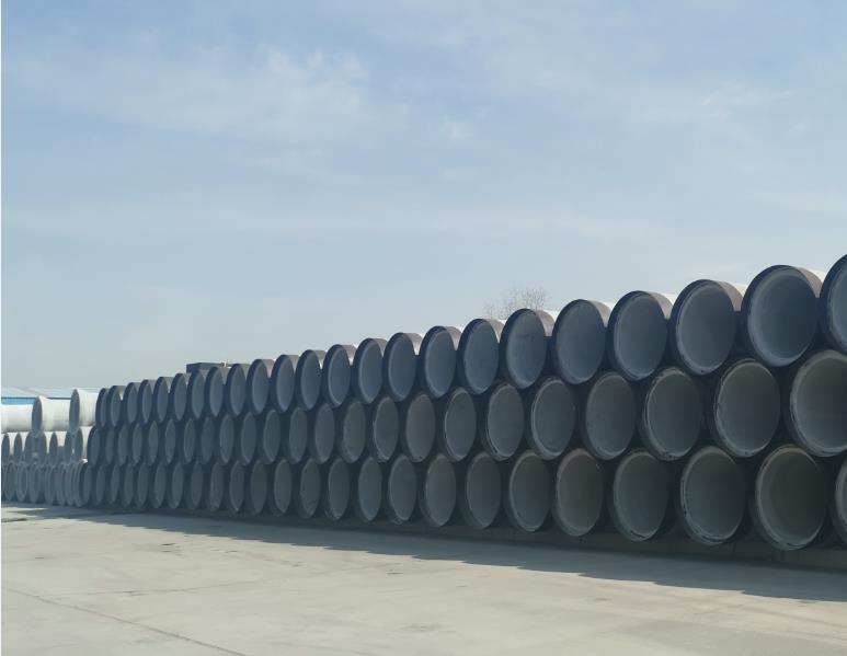 钢筋混凝土排水管价格