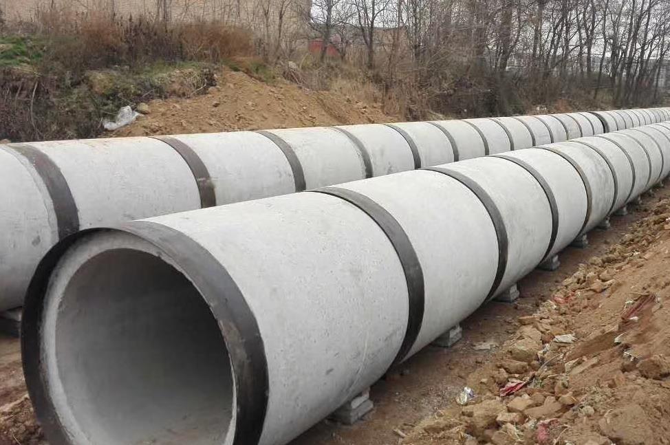 陕西钢筋砼排水管在陕西航建工程项目中得到应用