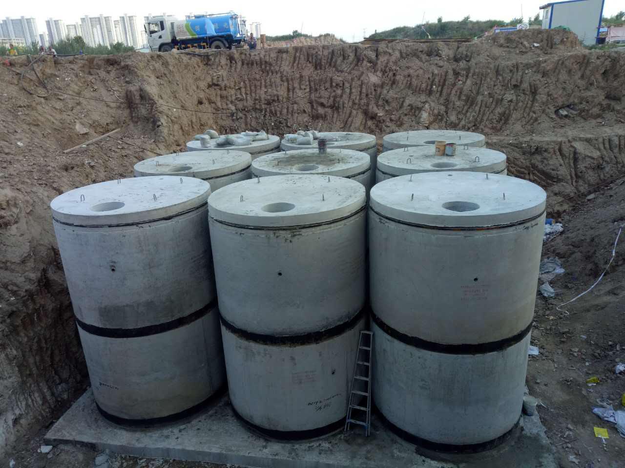 水泥化粪池厂家