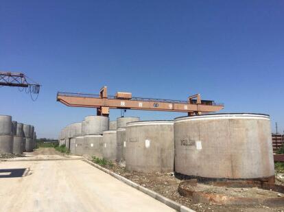 大口径钢筋混凝土排水管