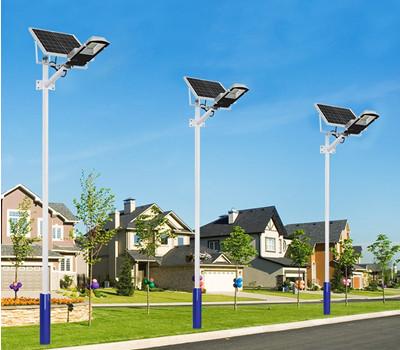 西安园林绿化工程手记之三园灯