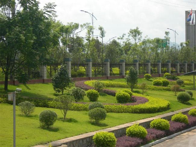 西安绿化园林工程