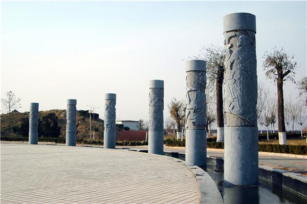 陕西石材雕塑