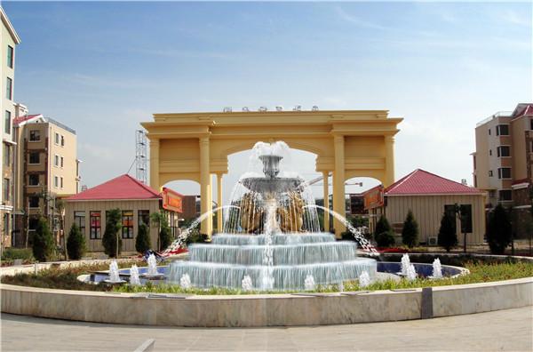 陕西喷泉工程
