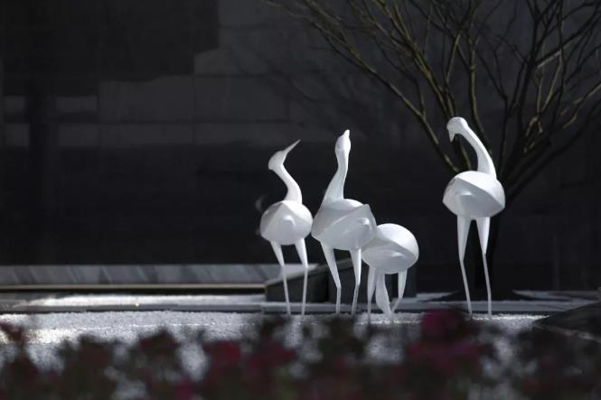 陕西景观小品雕塑
