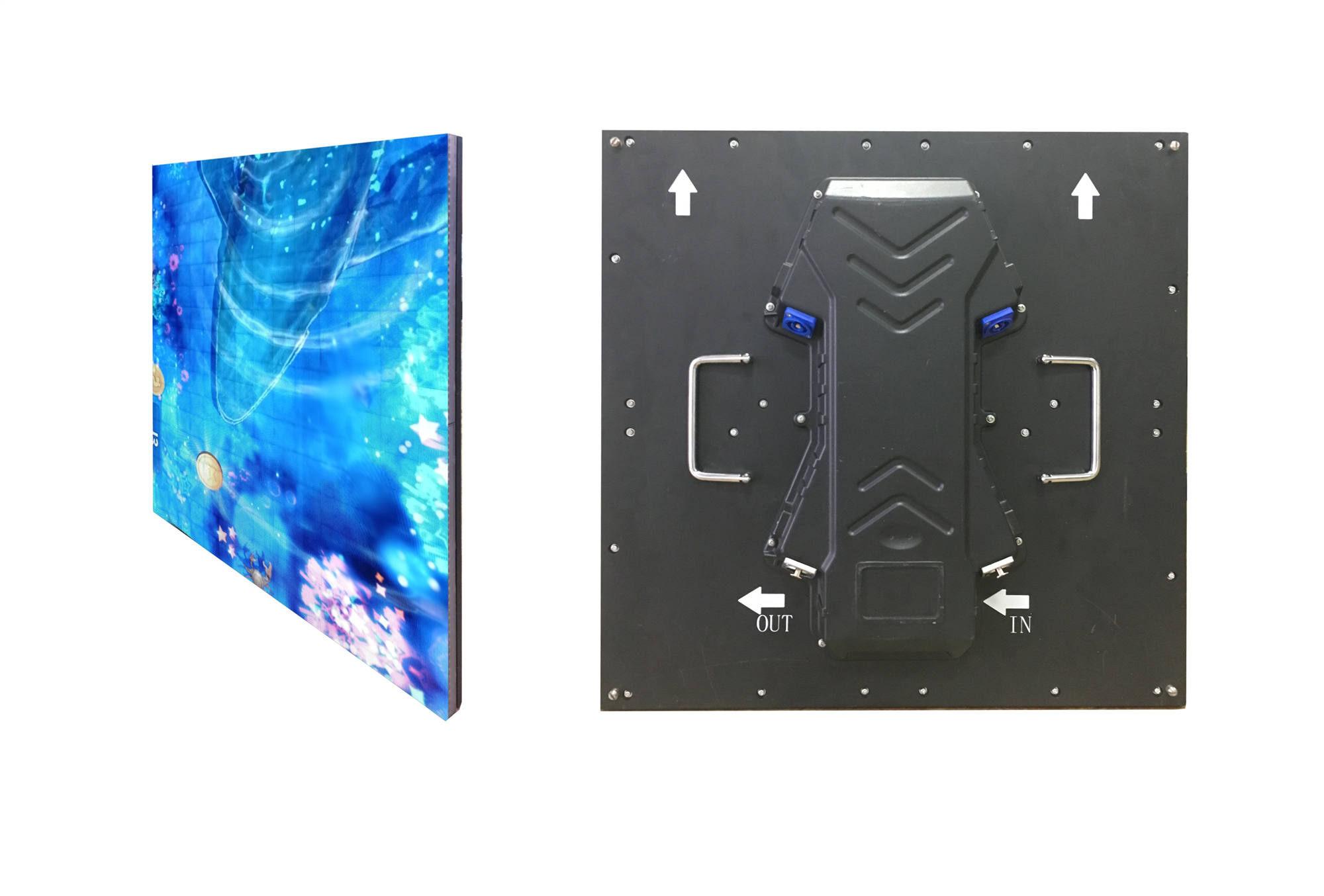 四川LED显示屏销售(地砖屏)