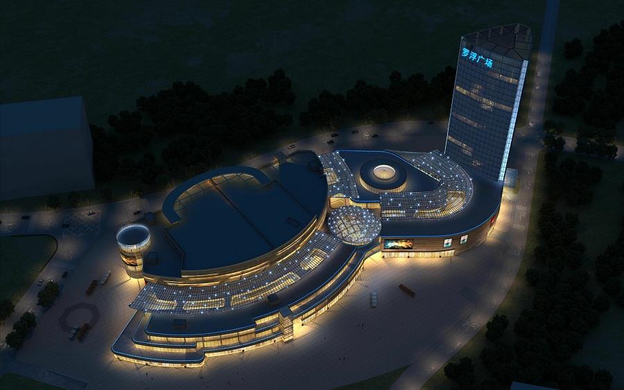 四川LED景观亮化工程