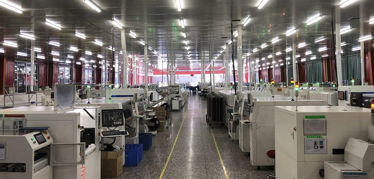 四川音视频系统工厂展示