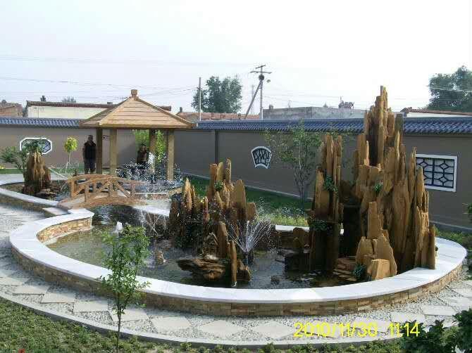 内蒙古景观绿化