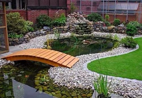 庭院景观水景