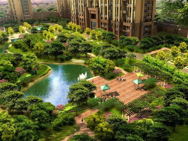 景观绿化可不在树多,看了你就明白了!
