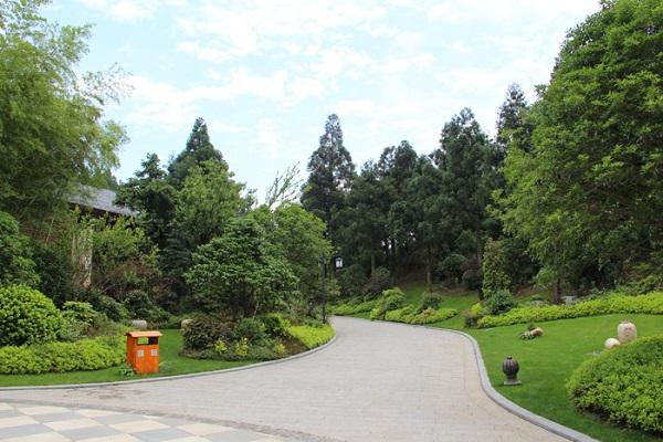 绿化景观还你舒适温馨小家