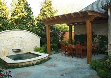 有水则灵动有水则静怡,让你的庭院充满灵动美