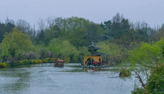 扬州瘦西湖摄影鉴赏