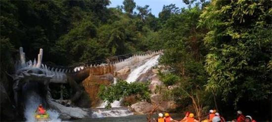 水景瀑布摄影鉴赏