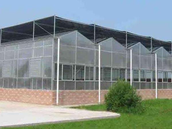 陕西玻璃温室