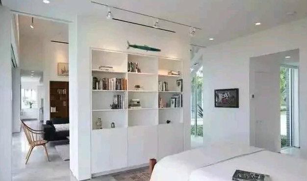 四款隔断设计,让你从此爱上你的家,非常棒!