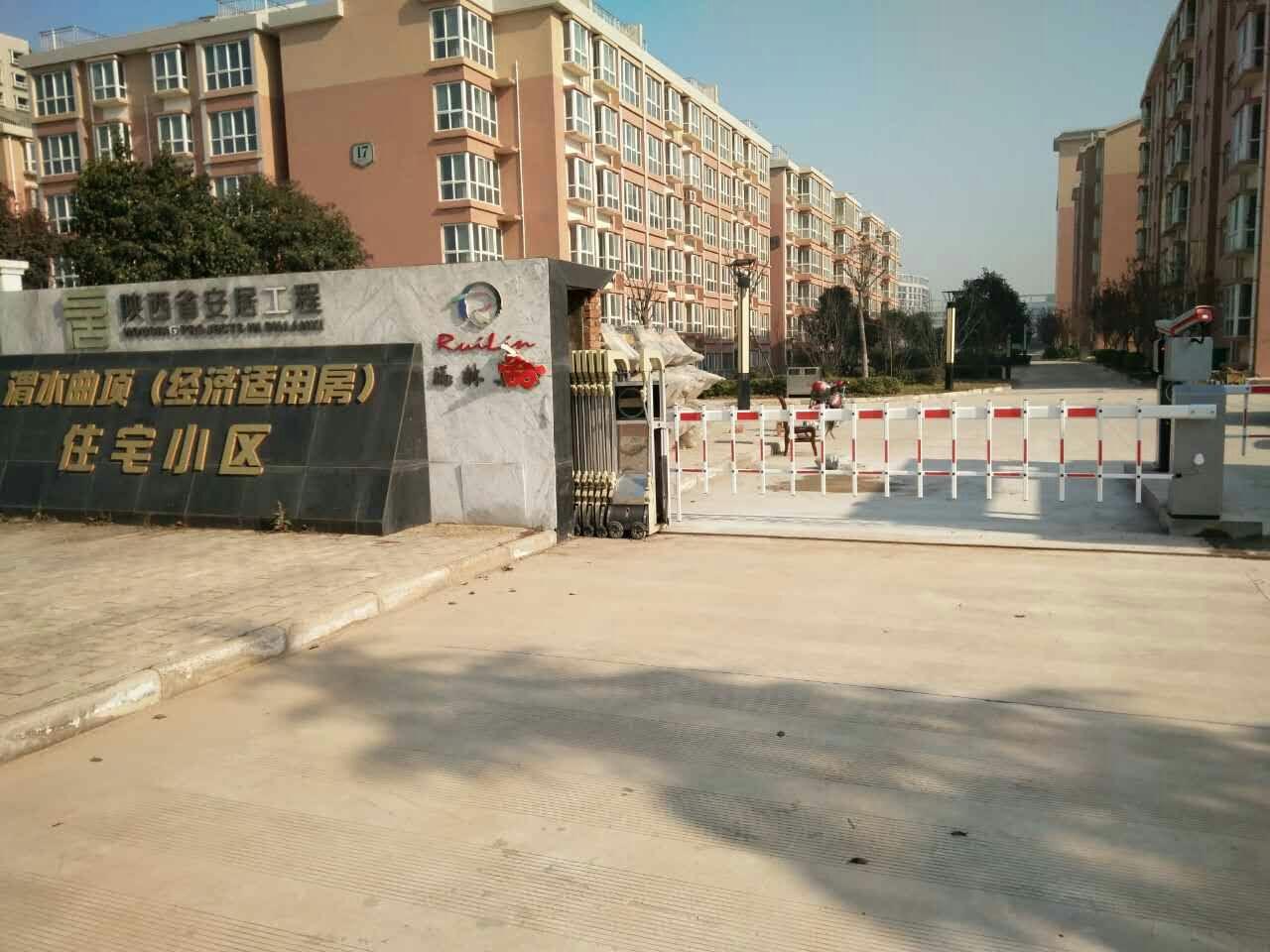 临潼渭水曲项 经济适用房停车场系统案例