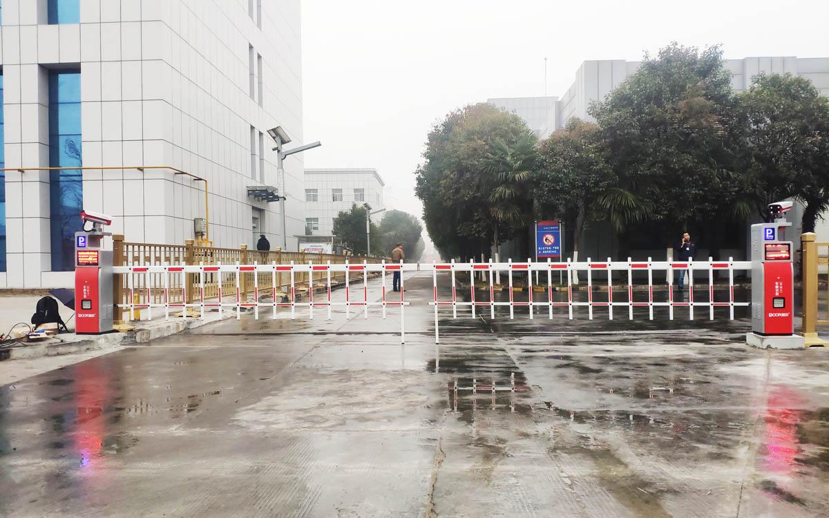 川庆钻探工程公司长庆井下技术作业公司恭III+人脸识别通道闸