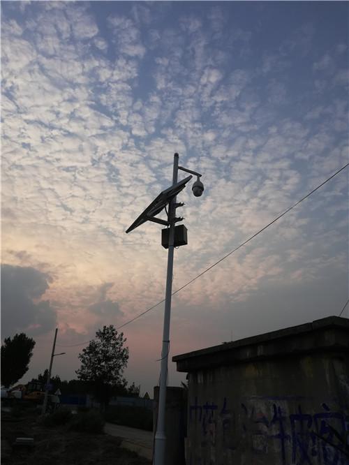 河南太阳能监控-安阳市雪亮工程