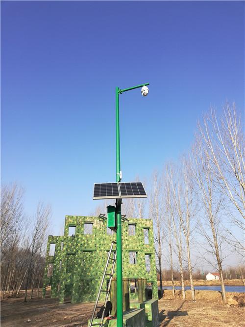 太阳能监控安装企业