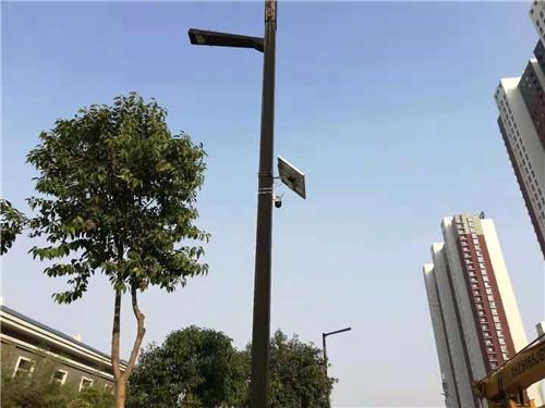 开封市区道路积水太阳能监控项目