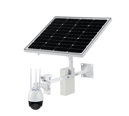 河南太阳能监控安装