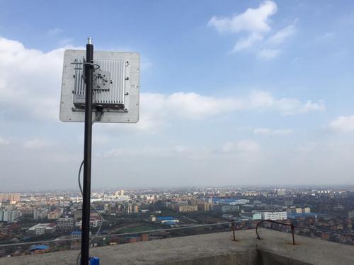 在无线监控系统中无线网桥的优势有哪些呢