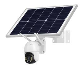 低功耗太阳能监控 — 4G球机