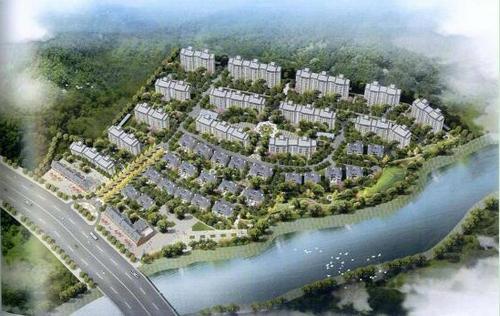 河南防火门合作商城·御龙湖案例