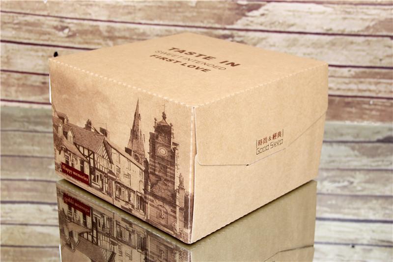 陕西蛋糕盒