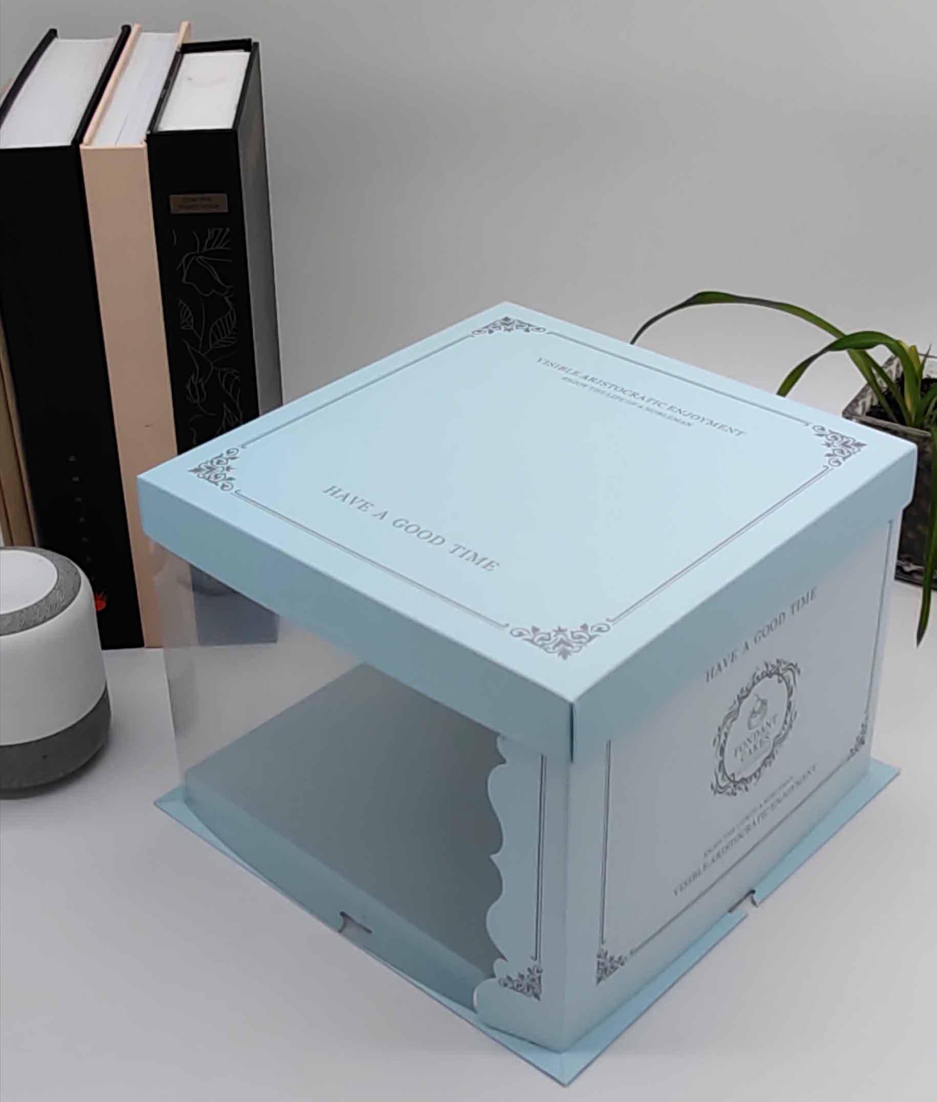 新款设计陕西蛋糕盒