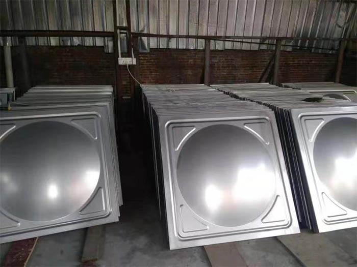 陕西不锈钢水箱钢板生产车间