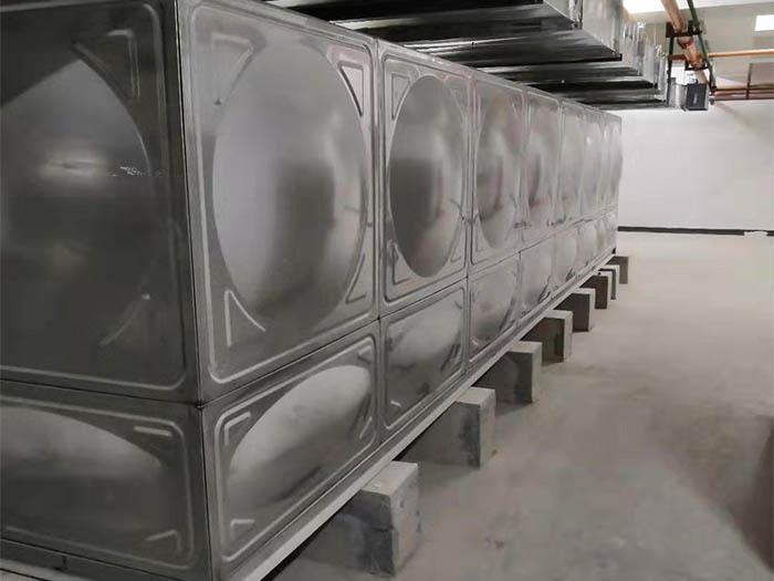 陕西不锈钢水箱安装