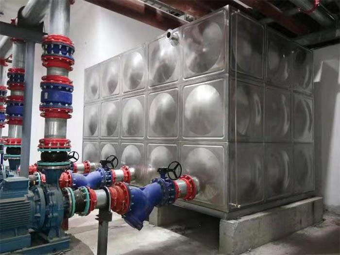 不锈钢水箱在使用中,我们应该注意这些!