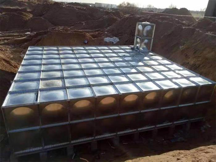 陕西BDF水箱安装