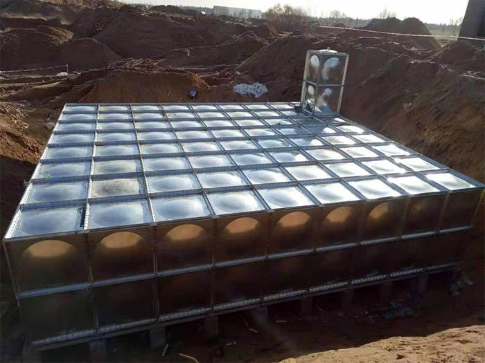 陕西镀锌钢板水箱厂家