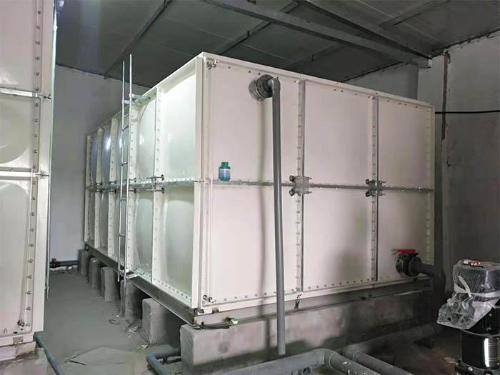 陕西玻璃钢水箱安装