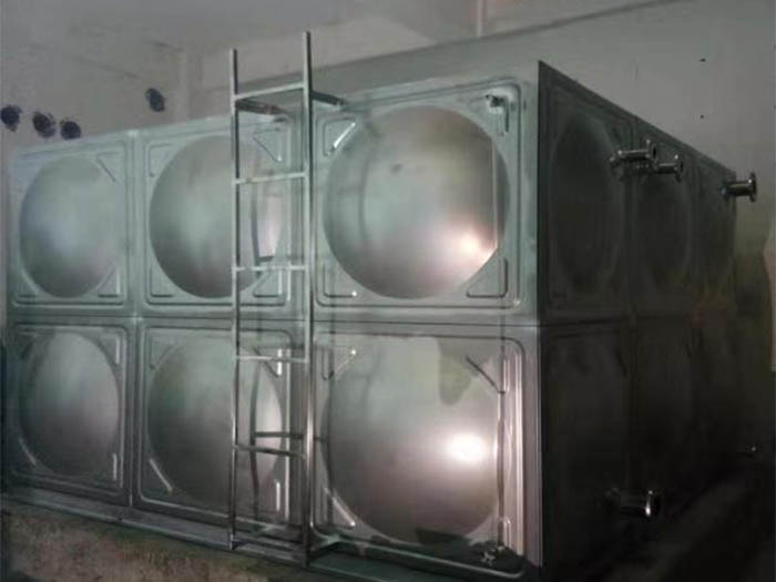 陕西不锈钢水箱价格