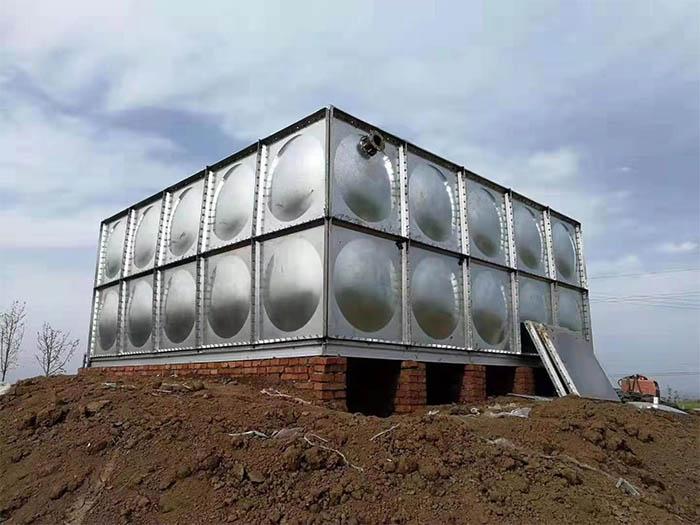 陜西鍍鋅鋼板水箱廠家