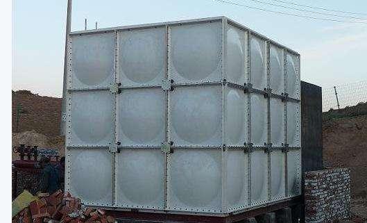 玻璃钢水箱哪里会漏水?如何解决呢?