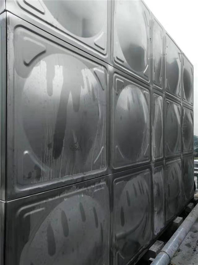 陕西镀锌钢板水箱价格