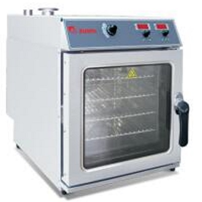 四层电子版**蒸烤箱