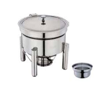 不锈钢圆形酱汁炉(不锈钢内桶)